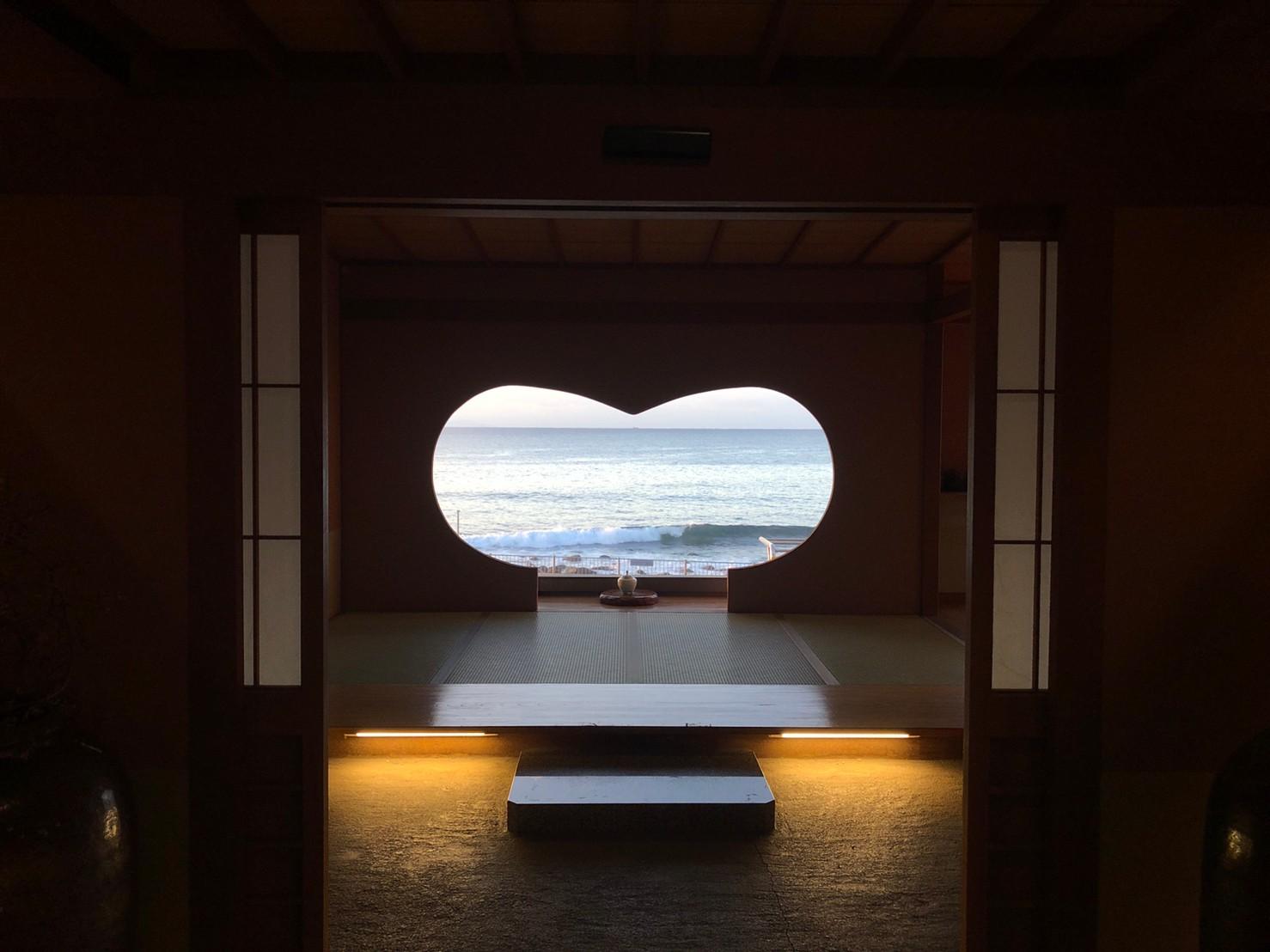 石花海(せのうみ)稲取温泉