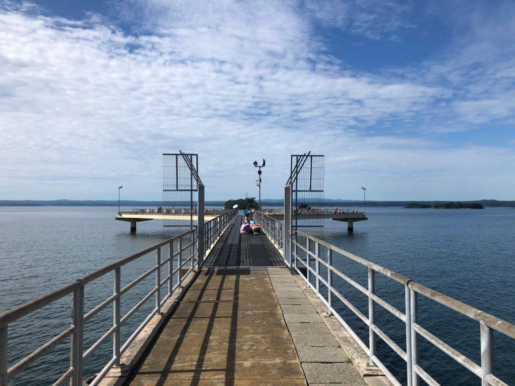 能登島海釣りセンター 石川県七尾市能登島 釣り 海釣り キャンプ