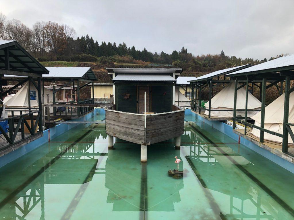 昭和ふるさと村 グラピングサイト