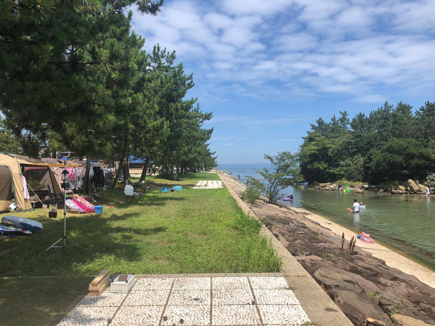 オート 場 松島 キャンプ 松島オートキャンプ場のテントサイトやAC電源、予約方法をご紹介!