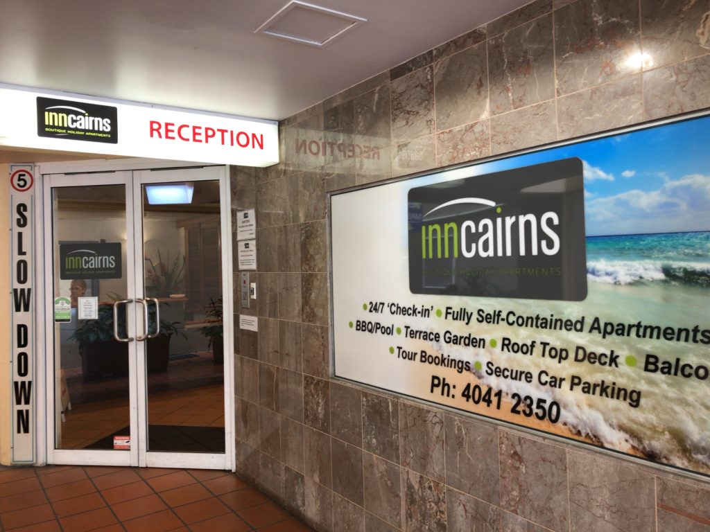 Inn Cairns Boutique Apartments イン ケアンズ