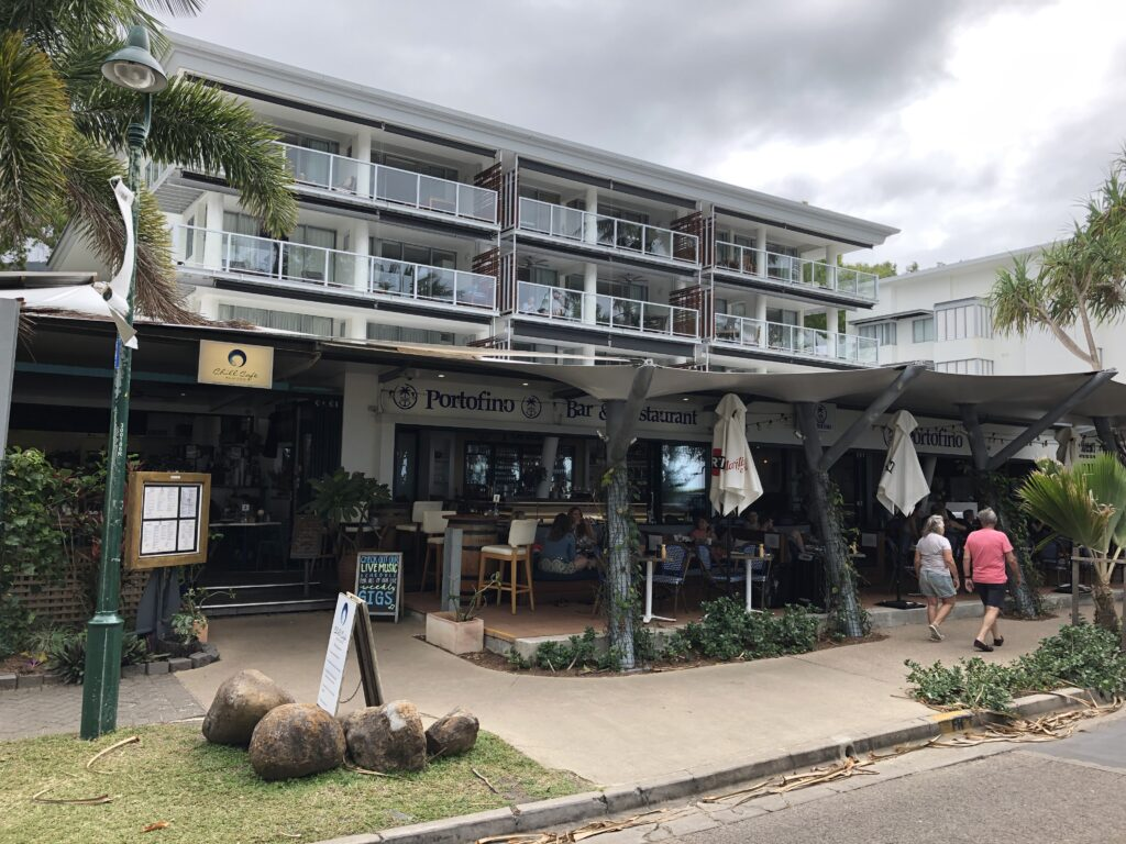 Portofino レストラン