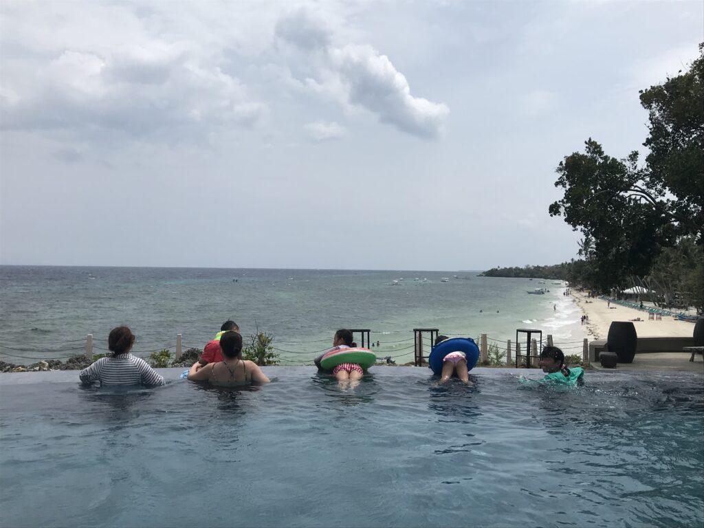 AmoritaResort アモリタリゾート アロナビーチ アイランドホッピング バリカサグ島 ヴァージンアイランド