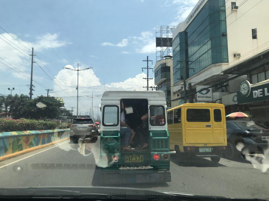 フィリピン セブ Grab