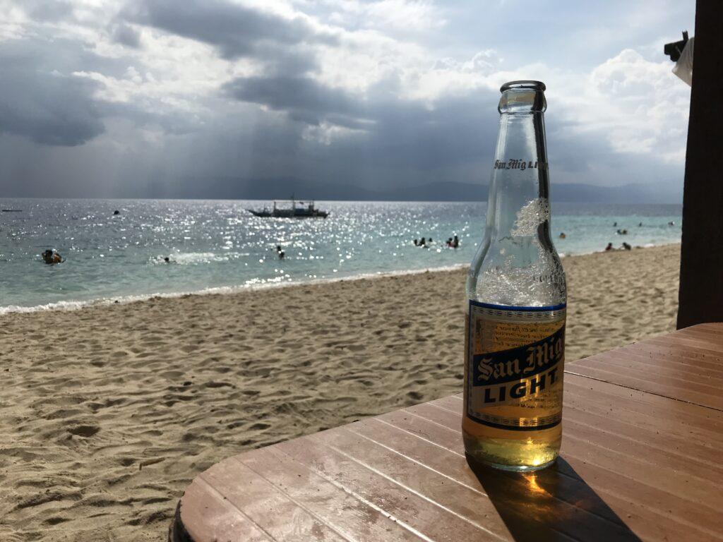 モアルボアル ホワイトビーチ サンミゲル