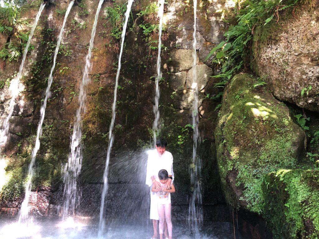 日石寺 六本滝