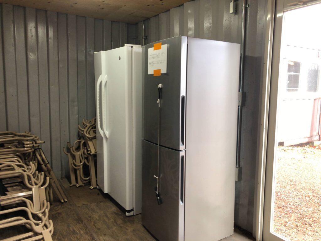 ライジングフィールド軽井沢 センターフィールド 洗い場 冷蔵庫 保冷庫 食品保存