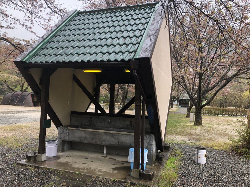 ファミリーオートキャンプ場そうり 沢入 日本オートキャンプ協会認定 お花見キャンプ