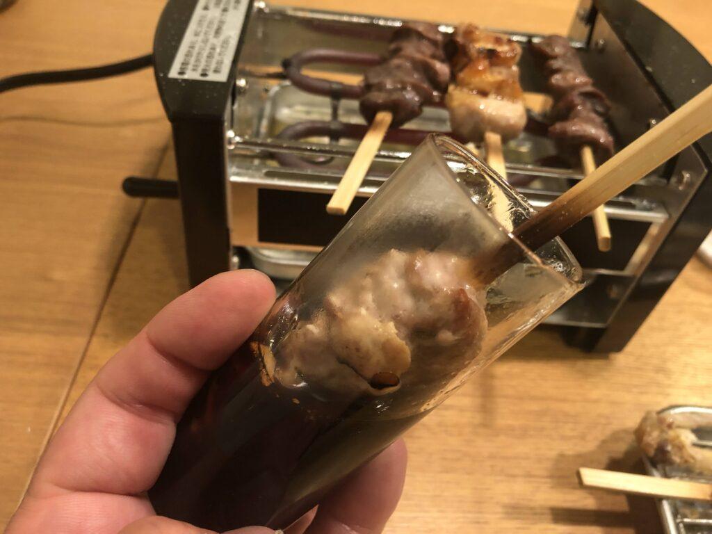 ベランディング鳥幸 オリジナル焼台 ミールキット 自宅で本格焼鳥 タレ 小瓶